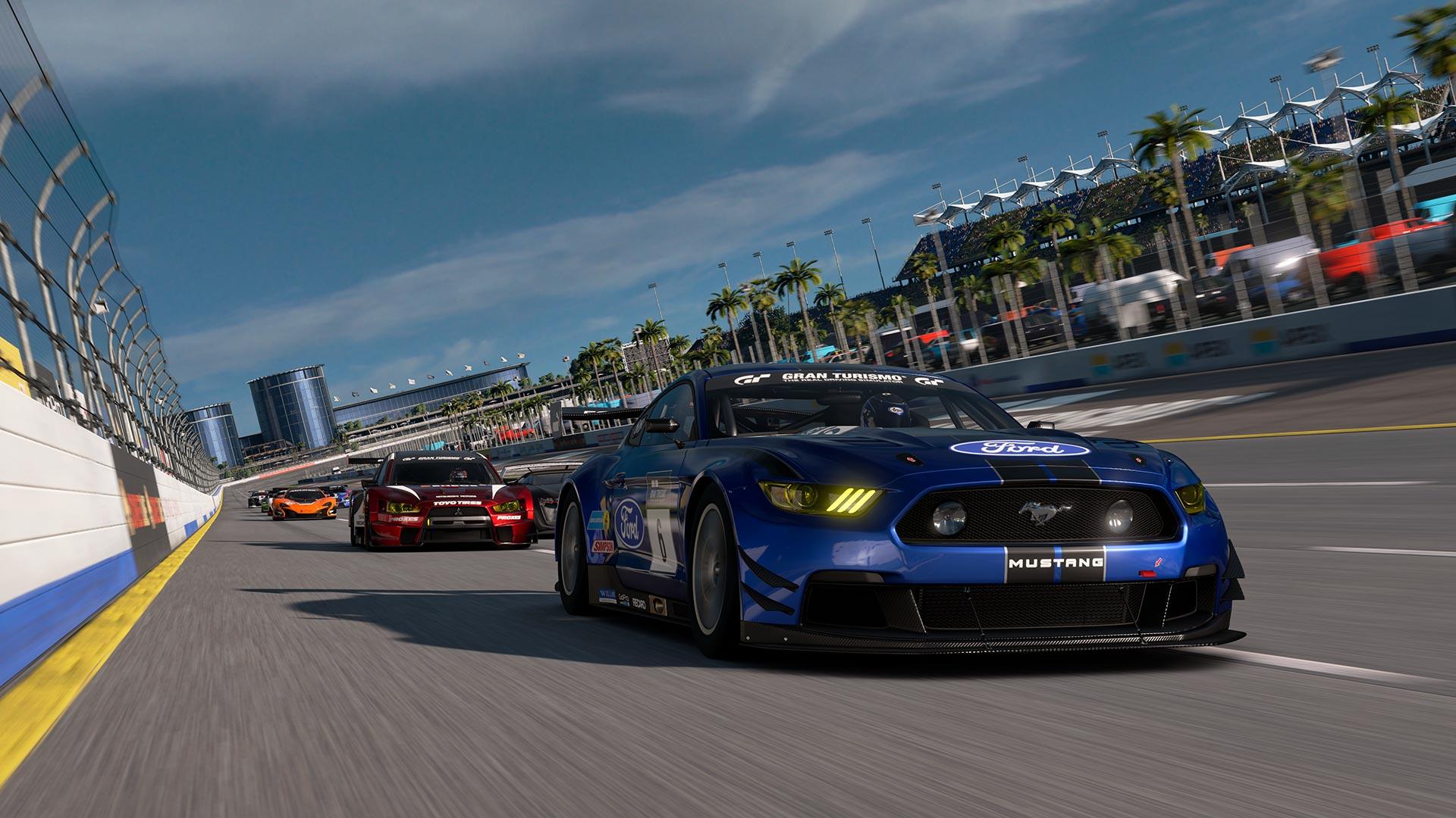 Gran Turismo Sport Will Get 12 New Cars