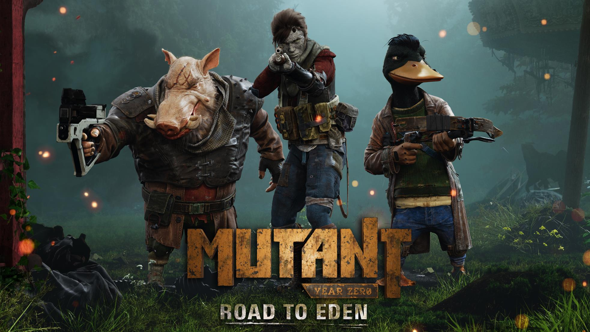 Announcing The Log Rpg  >> A Tactical Rpg Mutant Year Zero Road To Eden Announced Graders Cz