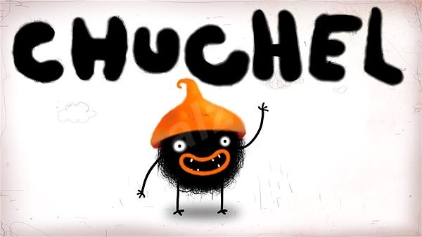 Chuchel je změť chlupů