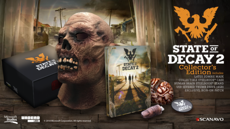 State of Decay 2 - Collector's Edition