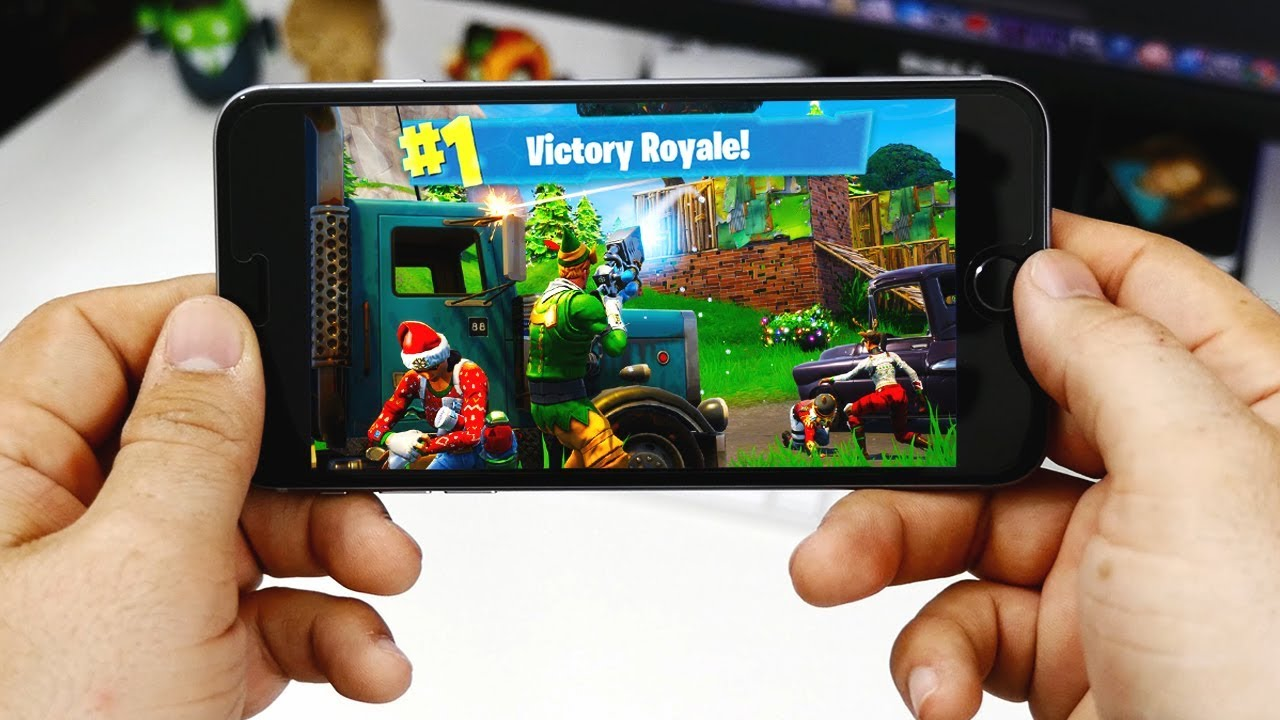 Fortnite mobile app