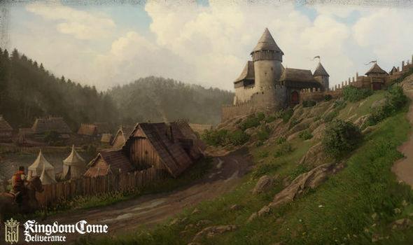 Kingdom Come: Deliverance Velikonoční update