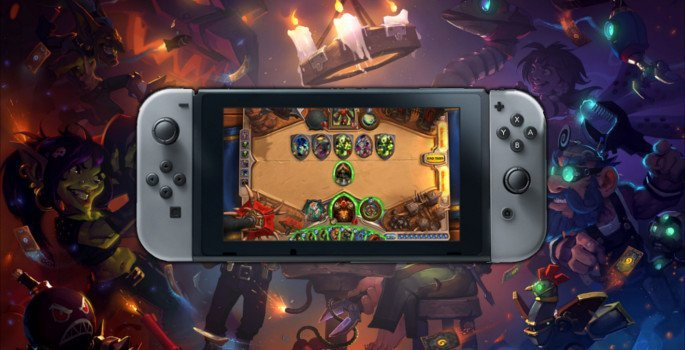 Hearthstone - no Nintendo Switch port