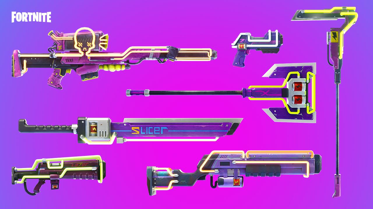 Neonové zbraně