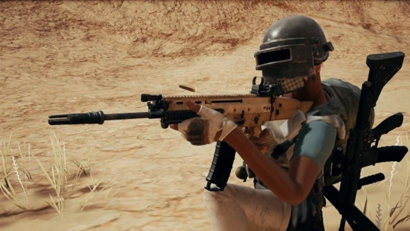 PUBG nový patch zaměřený na zbraně