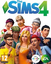 Boxart hry The Sims 4