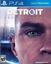 Boxart hry Detroit: Become Human