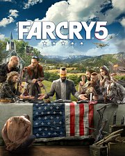 Boxart hry Far Cry 5