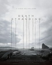 Boxart of the Death Stranding