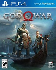 Boxart hry God of War