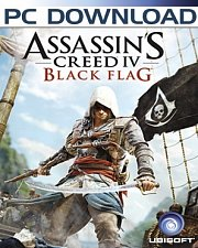 Boxart hry Assasin's Creed IV: Black Flag