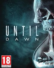 Boxart hry Until Dawn