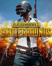 Boxart hry PlayerUnknown's Battlegrounds