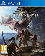 Boxart hry Monster Hunter World