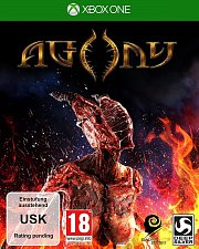 Boxart of the Agony