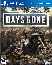 Boxart hry Days Gone