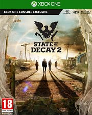 Boxart hry State of Decay 2