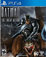 Boxart hry Batman: The Enemy Within
