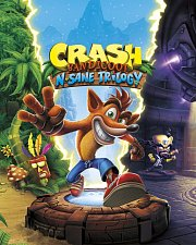 Boxart hry Crash Bandicoot N. Sane Trilogy