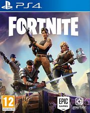 Boxart hry Fortnite