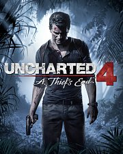 Boxart hry Uncharted 4: A Thief's End