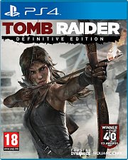 Boxart hry Tomb Raider: Definitive Edition