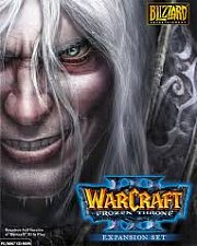Boxart hry Warcraft 3: The Frozen Throne