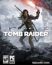 Boxart hry Rise of the Tomb Raider
