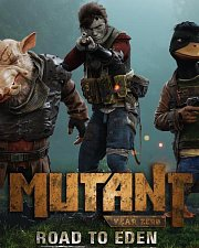 Boxart hry Mutant Year Zero: Road to Eden
