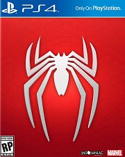 Boxart hry Spiderman