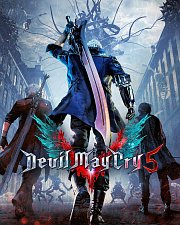 Boxart hry Devil May Cry 5