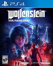 Boxart hry Wolfenstein: Youngblood