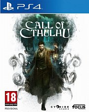 Boxart hry Call of Cthulhu