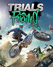Boxart hry Trials Rising