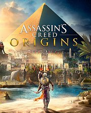 Boxart hry Assassin's Creed: Origins