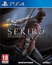 Boxart hry Sekiro: Shadows Die Twice
