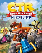 Boxart of the Crash Team Racing Nitro-Fueled