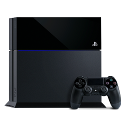Picture of the PlayStation 4
